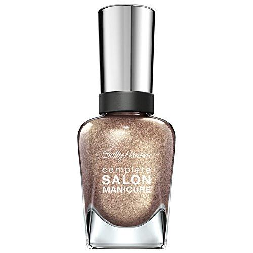 Sally Hansen complete Salon Manicure 708 24K Dipped Nagellack Hellbraun Schimmer