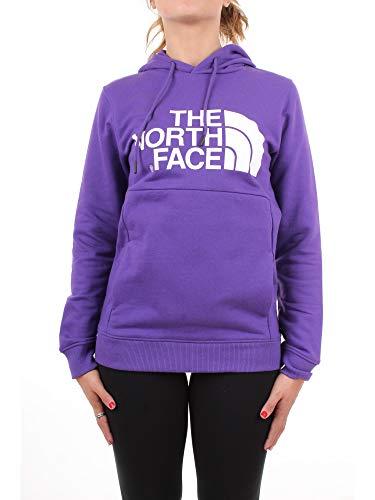 THE NORTH FACE Damen Kapuzensweatshirt Drew Peak Bordeaux (502) S