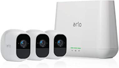 Arlo Pro 2 – Wireless Home Security Camera System with Siren | Rechargeable, Night..