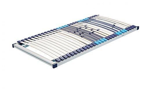 Hn8 Trioplus-Zon Lattenrost verstellbar 90x220