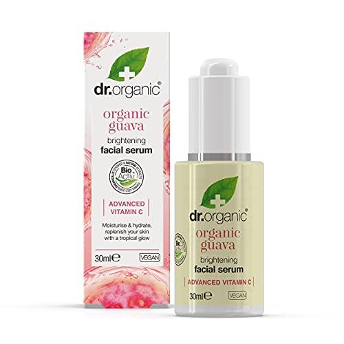 Dr. Organic Guava Brightening Facial Serum