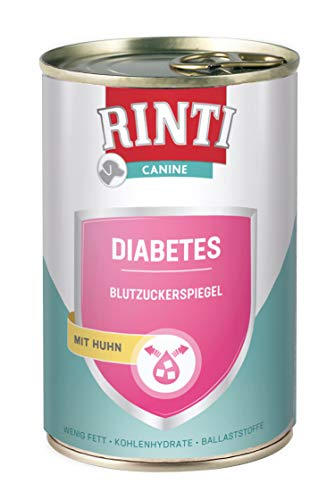Rinti Canine Diabetes, 12er Pack (12 x 400 g)