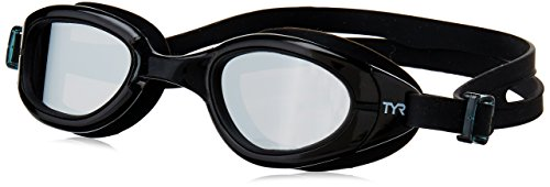 TYR Schwimmbrille Special OPS 2.0 Polarized Small schwarz one Size