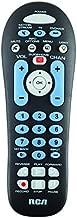 RCA RCR313BR Big Button Three-Device Universal Remote, Black