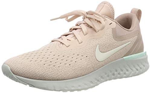 Nike Damen WMNS Odyssey React Fitnessschuhe, Mehrfarbig (Particle Beige/Phantom/Diffused Taupe 201), 38.5 EU
