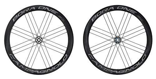 Campagnolo Bora One 50 Ruedas para Bicicleta, Deportes y Aire Libre, Dark Label, Talla única
