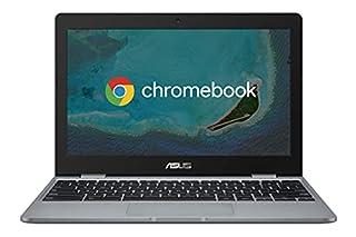 "Asus Chromebook C223 Notebook con Monitor 11,6"" HD Anti-Glare, Intel Celeron N3350, RAM 4GB, 32GB eMMC, Sistema Operativo Chrome, Grigio (B08CVBK2J4) | Amazon price tracker / tracking, Amazon price history charts, Amazon price watches, Amazon price drop alerts"