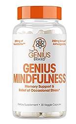Image of Genius Stress & Anxiety...: Bestviewsreviews