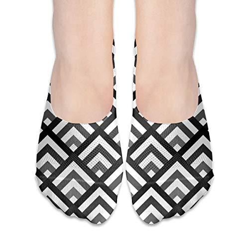 Chevron ángulo soporte calcetines casuales mujeres y hombres calientes gruesos muslo altos calcetines caseros