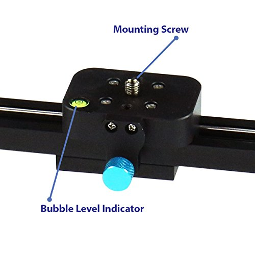 LimoStudio Camera & Camcoder Slider 67