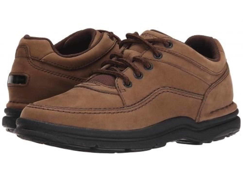 [ロックポート] メンズ 男性用 シューズ 靴 オックスフォード 紳士靴 通勤靴 World Tour Classic - Chocolate Nubuck [並行輸入品]