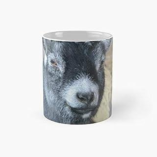 Gray the Goat | 11oz White Birthday Gift, Funny Gift
