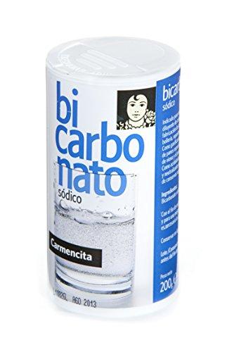 Carmencita - Bicarbonato sódico - 200 g