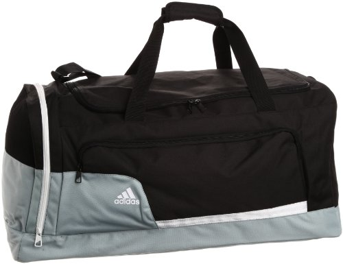 Adidas Zaini Borsa sportiva Tiro 13Teambag, 70x 32x 32cm, Unisex, Rucksäcke Sporttasche Tiro 13 Teambag, nero/grigio, taglia unica