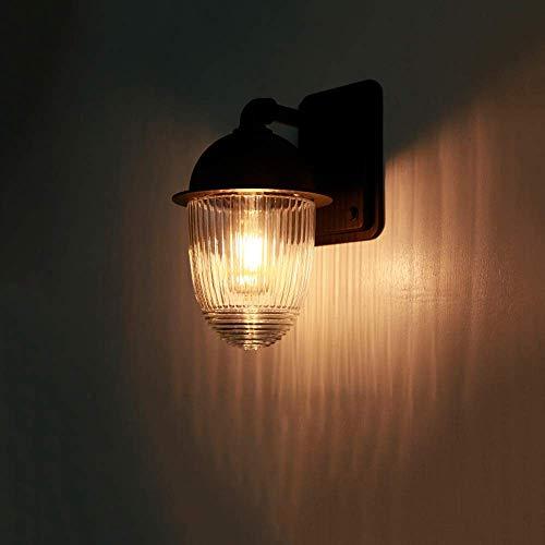 Glazen lantaarn zonnelampen bewegingssensor hoge helderheid LED draadloze waterdichte wandlamp op zonne-energie veiligheid schijnwerper deur patio tuin buiten de hal veranda wandlamp