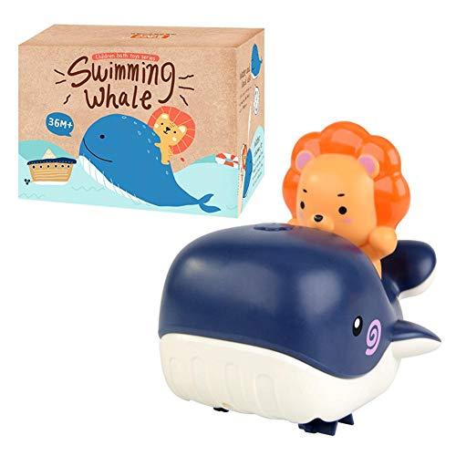 perfecti Baby Badespielzeug 2 In 1 Wal Wasser Spray Spielzeug Krabbeln Spielzeug Garten Splash Spielzeug Cartoon Badewanne Schwimmendes Spielzeug Für Kinder