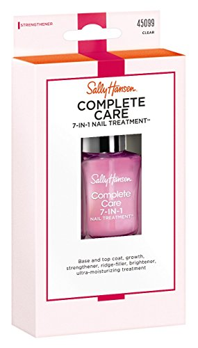 Sally Hansen - Complete Care 7-in-1 Nail Treatment - Trattamento Unghie Completo - Trasparente - 13.3 ml