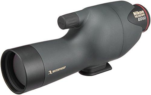 Nikon単眼望遠鏡フィールドスコープチャコールグレーFSED50CG