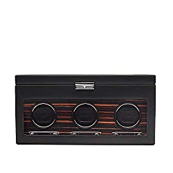 This image shows WOLF 457356 Roadster which is the best triple watch winder in my review