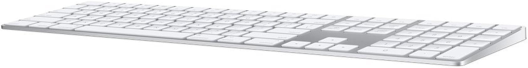 Apple Magic Keyboard with Numeric Keypad (Wireless,...
