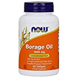 BORAGE OIL 1000mg - 60 softgels