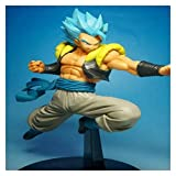 XIAOGING Ball Azul Cabello Gogeta Ultimate Warrior Personaje Animado...