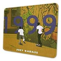 Joey Badass ジョーイ・バッドアス マウスパッド おしゃれ 滑り止め ゲーミング&オフィス最適 20 X 24.1 CM
