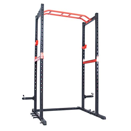 Sunny Health & Fitness Power Zone Strength Rack Power Cage - SF-XF9925