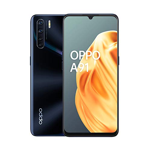 OPPO A91 | 8 GB - 128 GB | Lightening Black