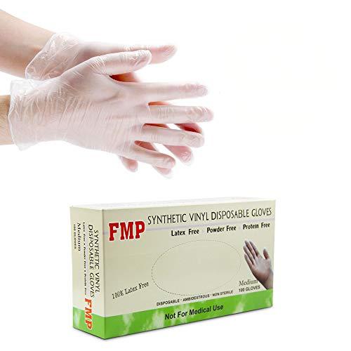 Disposable Vinyl Gloves Powder Free