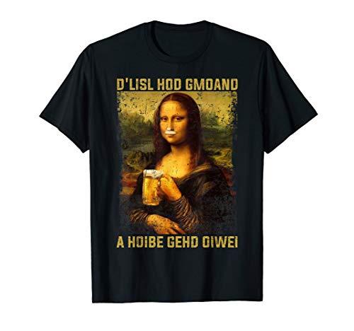 Mona Lisa - Die Lisa hat gemeint eine Halbe geht immer