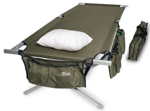 Earth X-Tra Big Military Style Cot.