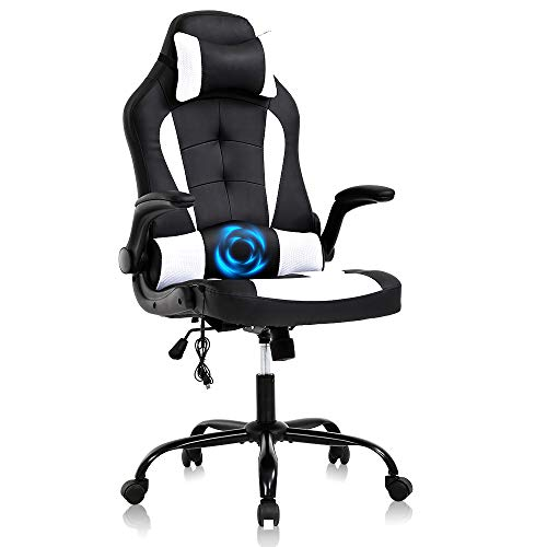 Gaming Chair Ergonomic Office Chair Racing Desk Chair...