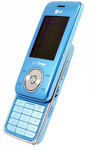 Verizon or PagePlus LG Chocolate 2 VX8550 Great Condition 3G MP3 Blue Cell Phone