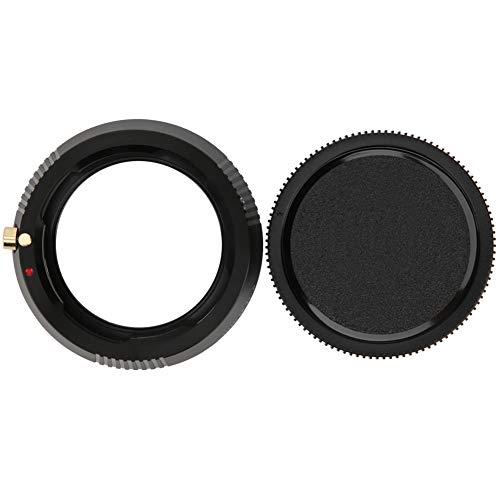 Adattatore per Montaggio Obiettivo, Messa a Fuoco Manuale M-FX Collegare l'obiettivo all'adattatore della Fotocamera, Anello convertitore dell'obiettivo da Leica M a Fuji X-Pro1 X-Pro2 X-T1 X-T2 X-T3