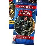 Hero Realms, sobre de personaje, Guerrero