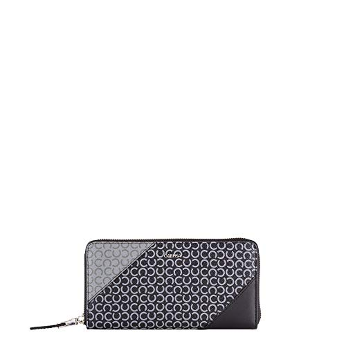 CARPISA® Mehrfarbige Geldbörse mit Reißverschluss - CLARISSA One size