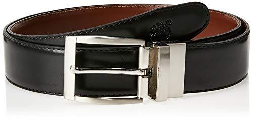 Timberland Reversible Belt Cintura, Marrone (Cognac 212), M Uomo