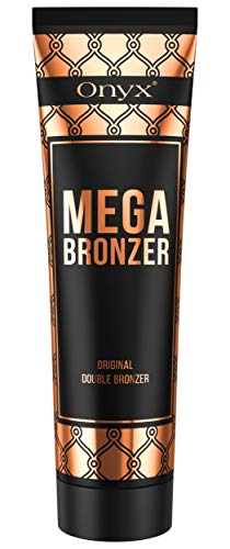 Onyx Mega Bronzer Advanced Indoor Tanning Lotion