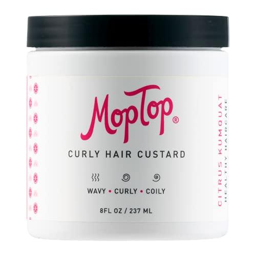 MopTop - Curly Hair Custard Citrus Kumquat - 8 oz. by MopTop