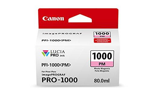 CanonInk Lucia PRO 0551C002 Individual Ink Tank - Magenta