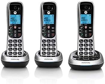 Motorola CD4 Series Digital Cordless Telephone