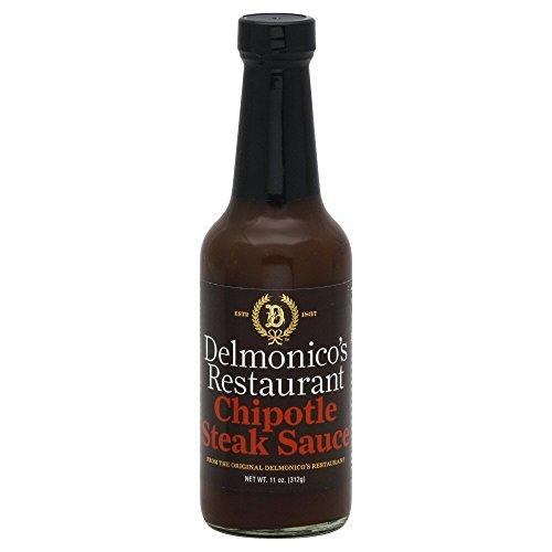Delmonicos Chipotle Steak Sauce, 11 Ounce - 6 per case.