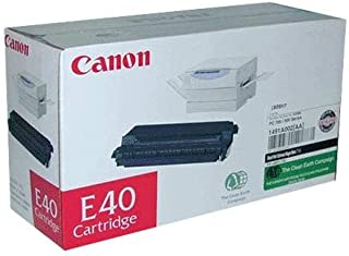 Canon 1491A002AA Laser Toner Cartridge - Black, Works for PC 550, PC 710, PC 720, PC 730