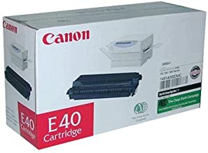 Canon 1491A002AA Laser Toner Cartridge - Black, Works for PC 860, PC 880, PC 890, PC 920