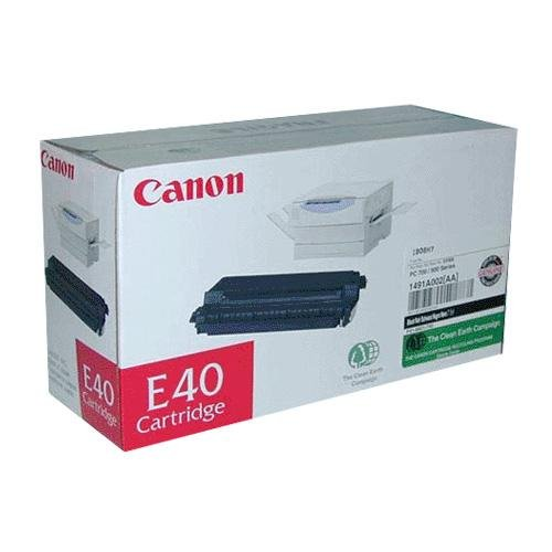 Canon 1491A002AA Laser Toner Cartridge - Black, Works for PC 425, PC 428, PC 430, PC 530