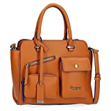 [page_title]-Pepe Jeans Tasche Zoe Braun