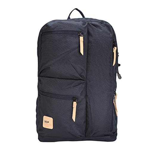 VIP Trot 01 - 19 Ltrs Blue Casual Backpack (BPTRO01BLU)