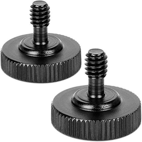 Chromlives 2 Pack Schnell Installieren Riemen Schraube Metall Schraube Neck Sling Strap Halter für Canon/Nikon/Sony/Pentax SLR/DSLR Kamera