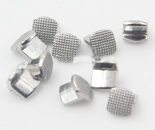10 Pcs SmileTech Dental Bite Turbos Orthodontic Materials Monoblock Base